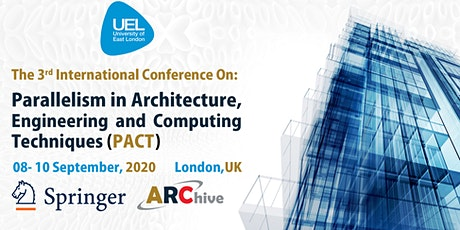 Parallelism in Architecture, Engineering & Computing Techniques-3rd edition tickets
