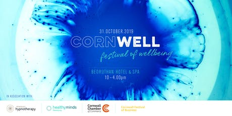 CORNWELL: Festival of Wellbeing tickets