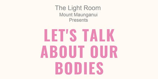 Lets talk about our bodies with holistic health and transformation coach Sarah Menlove