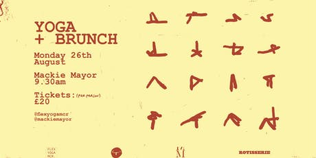 Bank Holiday Yoga & Brunch  tickets