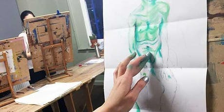 TUTORED LIFE DRAWING  tickets