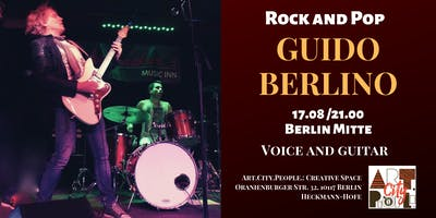 Live Music / Rock, Pop by Guido Berlino / Voice an