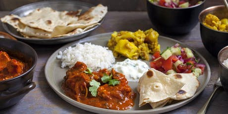 Indian Tasting Evening tickets