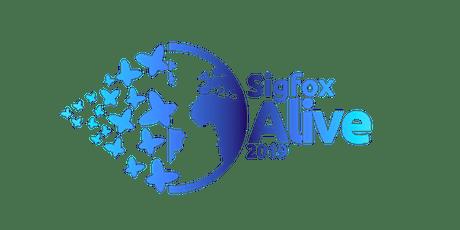 Sigfox Alive 2019 entradas