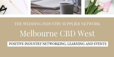 The Wedding Industry Supplier Networking Events MELBOURNE CBD WEST