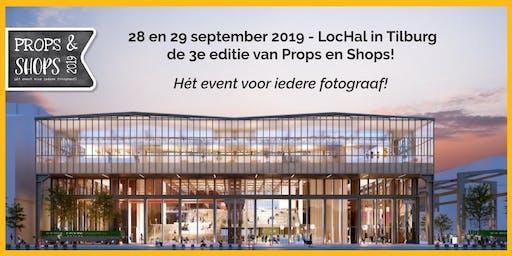 Props en Shops 2019 LocHal Tilburg