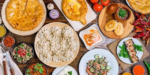 Eastern European Tasting Evening