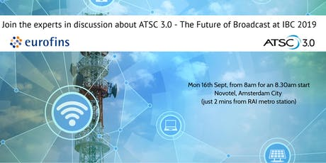 Eurofins: Enabling ATSC 3.0 – The Next Generation of Broadcast tickets
