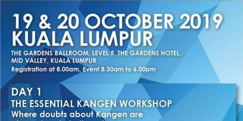 The Essential Kangen Workshop & From Ordinary to Extraordinary