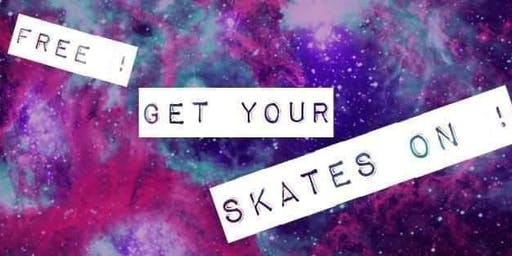 Free: Learn to Skate and Play Roller Derby with Central City!