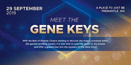Meet The Gene Keys - Opening To Grace tickets