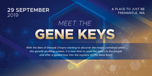 Meet The Gene Keys - Opening To Grace
