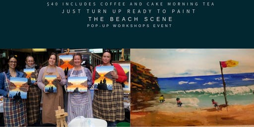 Expresso Yourself - Guided Painting Workshop