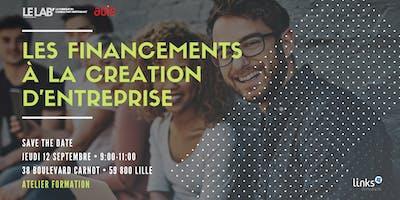 Atelier Formation #Lille | Les financements à la création d'entreprise | Links Consultants - Portage Salarial