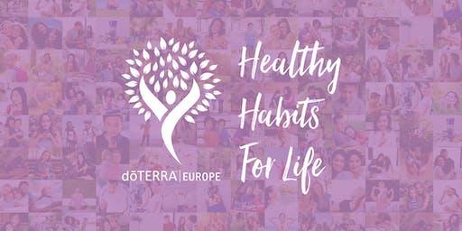 dōTERRA Autumn Tour 2019 - Swiss/Italian Wellness Day
