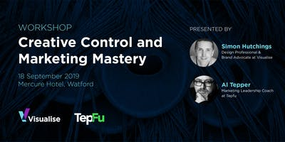 Creative Control and Marketing Mastery Workshop