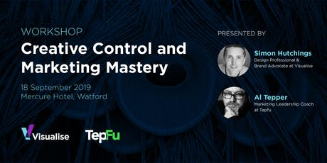 Creative Control and Marketing Mastery Workshop tickets