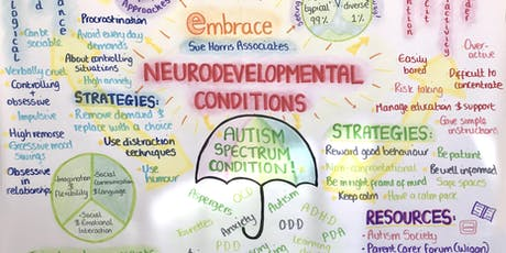 Understanding neurodevelopmental conditions tickets