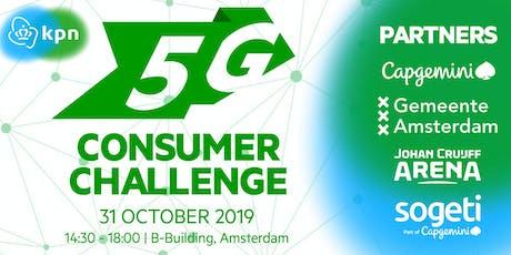 KPN 5G Consumer Challenge tickets