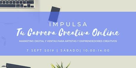 Monetiza tu talento: Marketing digital y ventas para artistas y creativos biglietti