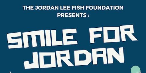 SMILE FOR JORDAN