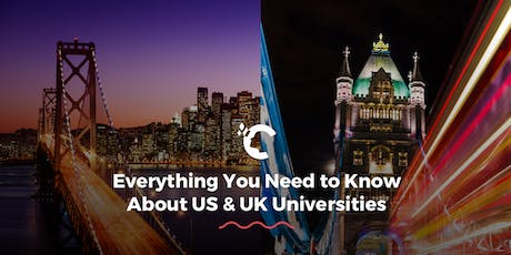 Everything you need to know about US & UK Universities and the Application Process - Frankfurt Tickets