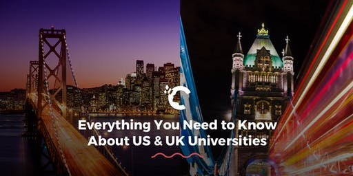 Everything you need to know about US & UK Universities and their Application Processes - Frankfurt