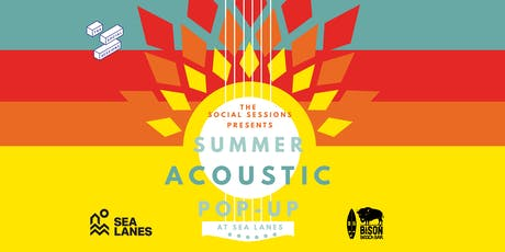 Summer acoustic pop up  tickets