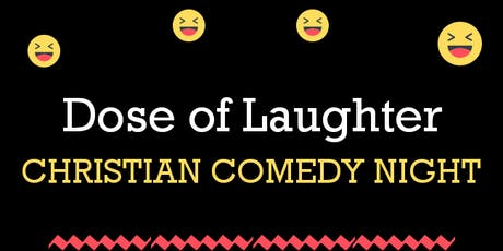 Dose of Laughter tickets