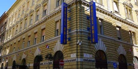 THE CHALLENGE Egèszsèges èletmòdprogram tickets
