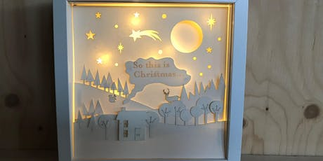 Christmas Themed Paper Cutting Workshop tickets