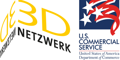 3D-Netzwerk & U.S. Commercial Service: 3D printing technologies made in USA Tickets