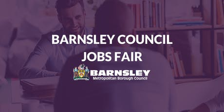 Barnsley Council Jobs Fair tickets