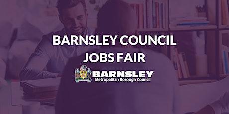 Barnsley Council Jobs Fair 2020 tickets