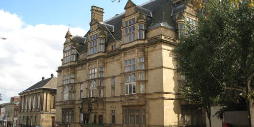 Tours of Wakefield's Town and County Halls