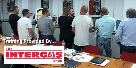 OpenTherm, Modulation Controls & Priority Domestic Hot Water Training tickets