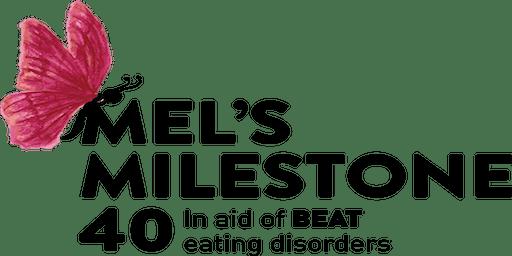 Mel's Milestone 40 Charity Ball