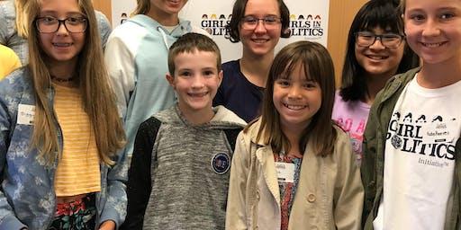 Camp Congress for Girls Denver 2019