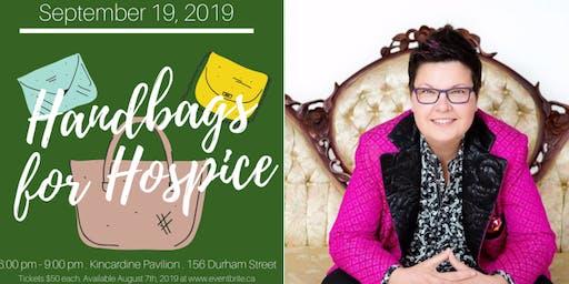 Handbags for Hospice Kincardine 2019