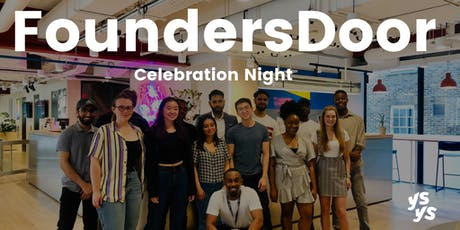 FoundersDoor Celebration Night tickets