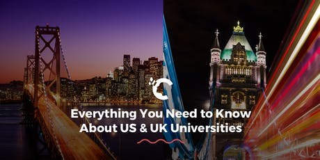 Everything you need to know about US & UK Universities and the Application Process - Vienna tickets