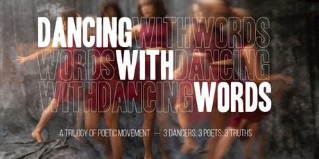 Dancing with Words tickets