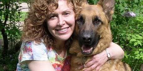 """Camille Ward, """"A Day in the Life of a Dog Psychologist,"""" Meet/Greet Brunch tickets"""