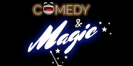 Comedy & Magic Club Alkmaar tickets