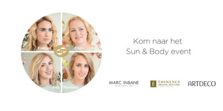 Sun & Body Event + Gratis Goodiebag tickets