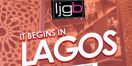 #IJGB The Launch: Lagos Edition tickets
