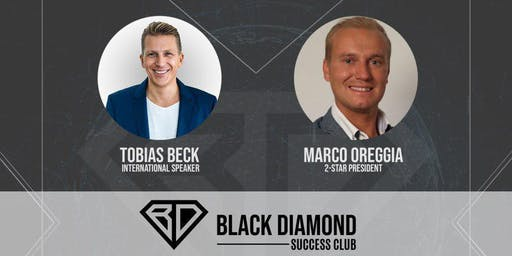 Black Diamond Kick Off mit Tobi Beck