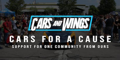 Cars and Wings - Cars for a Cause tickets