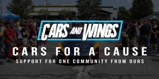 Cars and Wings - Cars for a Cause