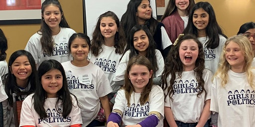 Camp Congress for Girls Seattle 2020